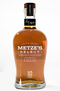 Mettle's Select Bourbon. Image courtesy MGP Ingredients.