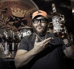 Jonathan Drew of John Drew Brands. Photo ©2016, Mark Gillespie/CaskStrength Media.