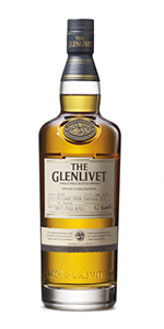 The Glenlivet Pullman Water Level Route Single Malt Scotch Whisky. Image courtesy The Glenlivet/Chivas Brothers.