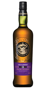Loch Lomond 18. Image courtesy Loch Lomond Distillers.
