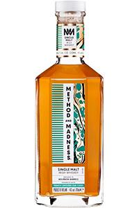 Method and Madness Single Malt Irish Whiskey. Image courtesy Irish Distillers Pernod Ricard.