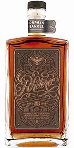 Orphan Barrel Rhetoric 23 Year Old Bourbon. Image courtesy Diageo.