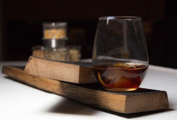 Jim Beam's Black Sail Cocktail. Photo ©2017, Mark Gillespie/CaskStrength Media.