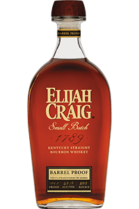 Elijah Craig Barrel Proof. Image courtesy Heaven Hill Distillery.