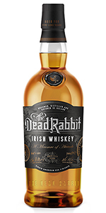 The Dead Rabbit Irish Whiskey. Image courtesy Quintessential Brands.