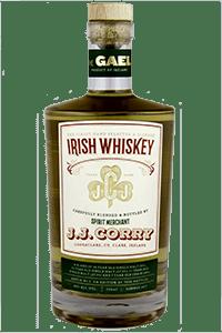 "J.J. Corry ""The Gael"" Irish Whiskey. Photo ©2018, Mark Gillespie/CaskStrength Media."