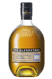 The Glenrothes 2004 Vintage. Image courtesy The Glenrothes/Edrington.
