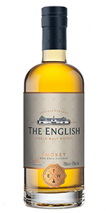"The English Whisky Company ""Smokey."" Image courtesy The English Whisky Company."