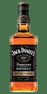 Jack Daniel's Bottled in Bond. Image courtesy Jack Daniel's/Brown-Forman.