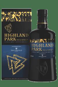Highland Park Valknut. Image courtesy Highland Park/Edrington.