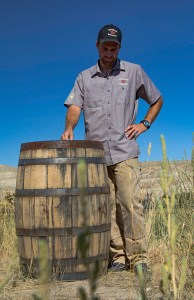 Wyoming Whiskey head distiller Sam Mead. Photo ©2018, Mark Gillespie/CaskStrength Media.