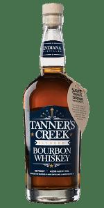 Tanner's Creek Blended Bourbon. Image courtesy MGP.