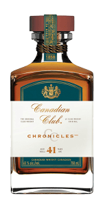 Canadian Club Chronicles. Image courtesy Canadian Club/Beam Suntory.