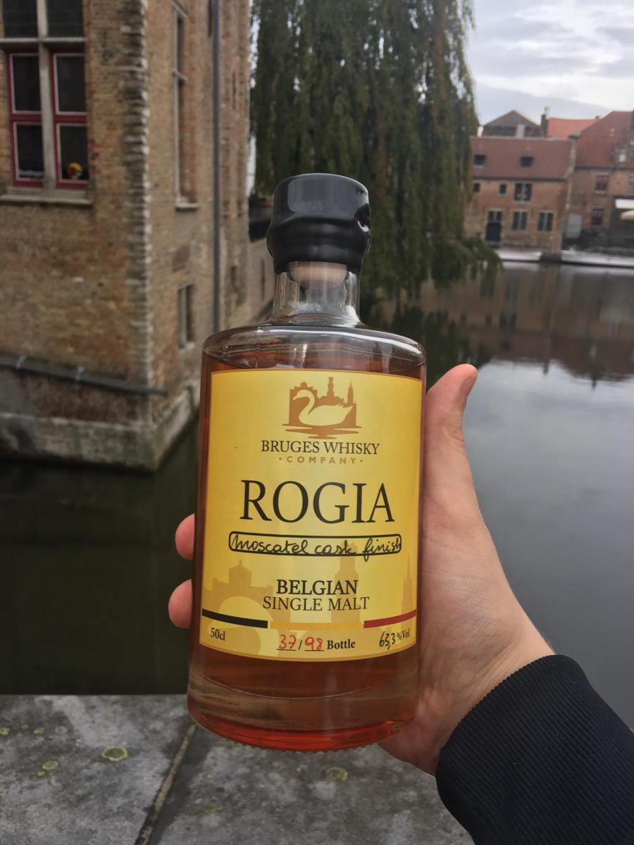 Rogia Moscatel Cask finish