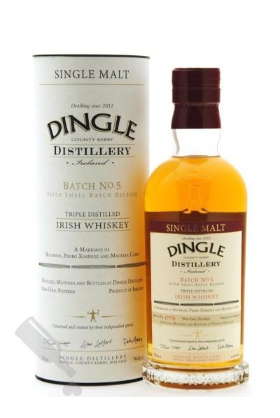 dingle-single-malt-batch-5