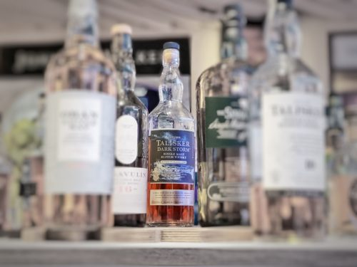 Talisker Dark Storm Whisky Club Madrid