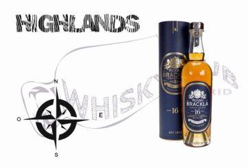 Royal Brackla 16 años de la región de Highlands