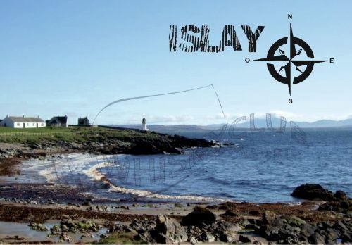 Isla de Islay en Escocia