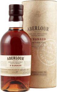 Aberlour Abunadh Cask Strenght