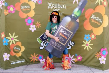 Ardbeg Day en el festival de Islay