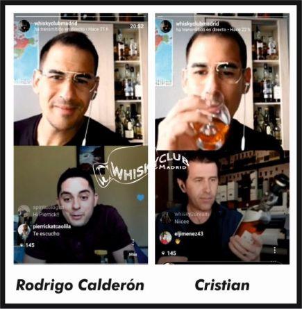 Nuestro invitado Rodrigo Calderón