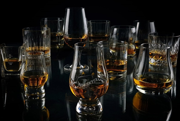 Vasos para whisky, cuál es tu favorito? Whisky Club Madrid