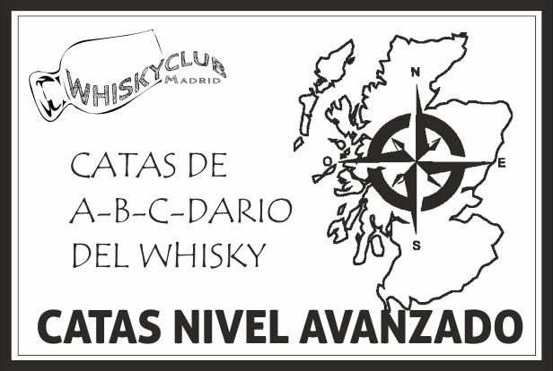 CATAS DE WHISKY PARA AVANZADOS