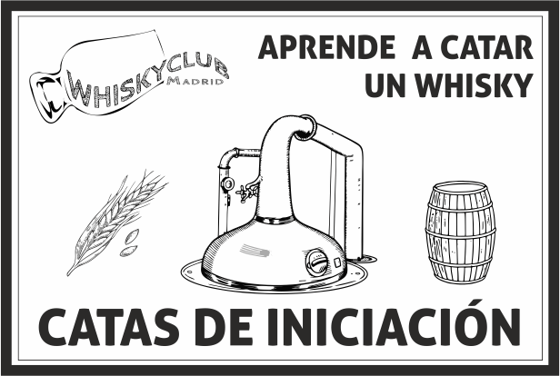 CATAS DE WHISKY PARA PRINCIPIANTES EN WHISKY CLUB MADRID