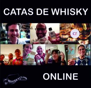Cata de whisky online en España