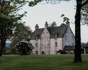Casa espiritual de Macallan en Easter Elchies
