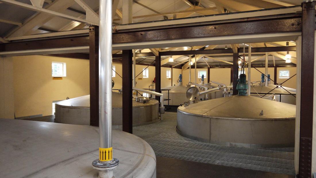 Glenmorangie Distillery  Whisky Cyclist