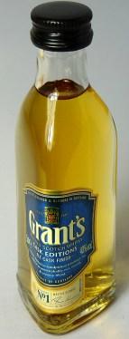 Grant's Ale Cask Finish 5cl