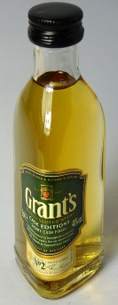 Grant's Sherry Cask Finish 5cl