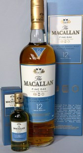 Macallan 12yo Fine Oak 70cl