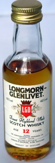Longmorn-Glenlivet 12yo 5cl