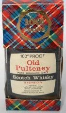 Old Pulteney 100 Proof 8yo 5cl