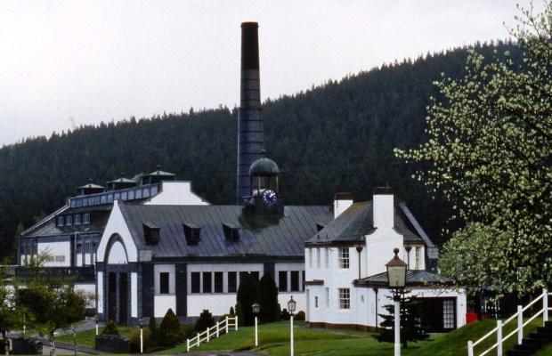 Destillerie Tormore, Foto von Tasma3197, CC-Lizenz
