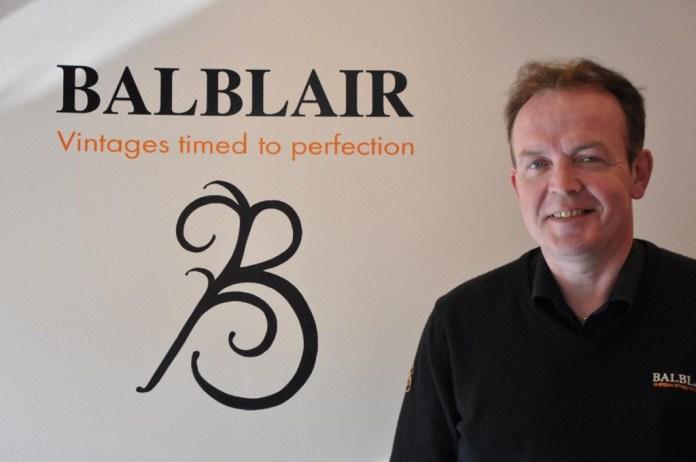 John MacDonald lenkt seit acht Jahren die Geschicke der Balblair Distillery.  Foto Copyright Ernie Ernst J. Scheiner 2014. Alle Rechte vorbehalten.