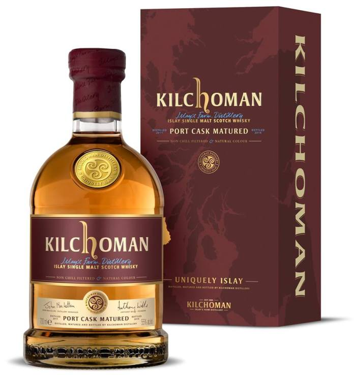 kilchoman port wood