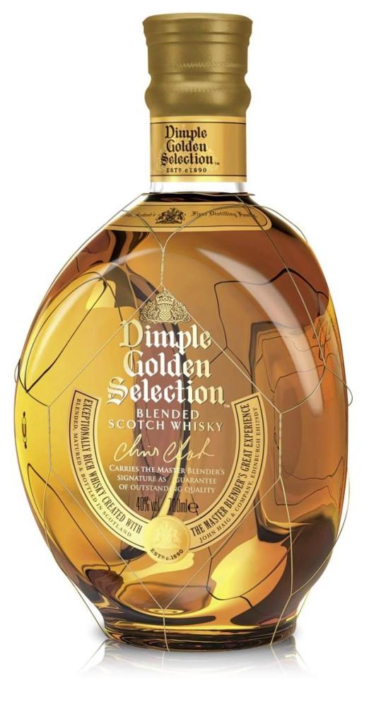 Dimple Golden Selection_Freisteller Flasche