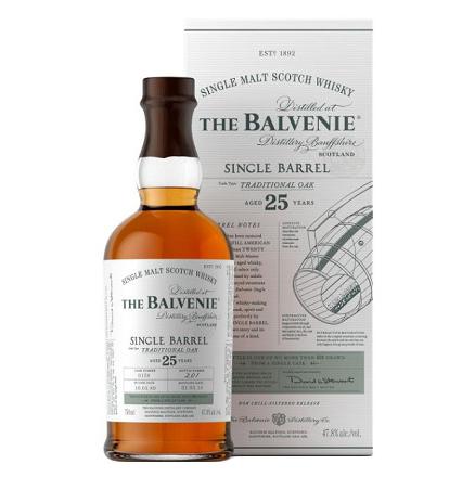 Balvenie 25 Traditional