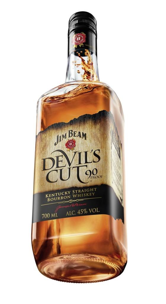 Jim Beam Devil's Cut_700ml