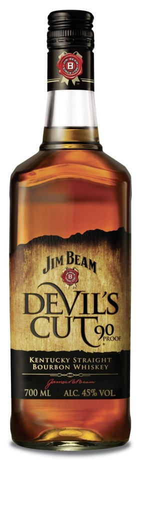 Jim Beam Devil's Cut_frontal