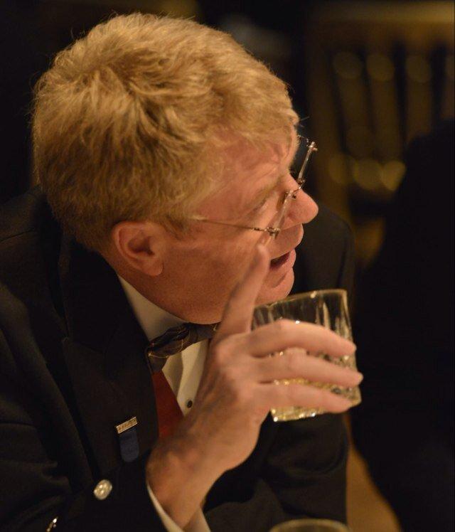 Dr. Nicholas Morgan, Head of Whisky Outreach bei Diageo