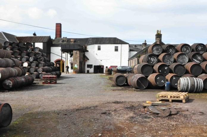 Springbank ist ein arbeitendes Museum. Hier wird Whisky wie im 19. Jhd. gemacht, vom Mälzen bis hin zur Abfüllung, natürlich und unverfälscht. Ein einzigartiges Kleinod in der schottischen Whiskyindustrie. Copyright Ernst J. Scheiner