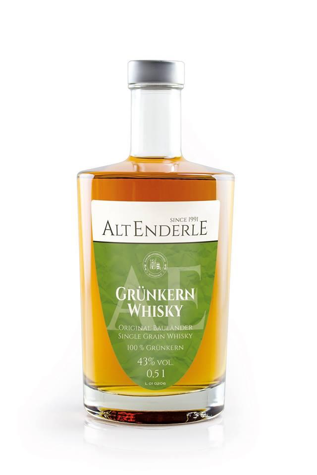 AltEnderle Grünkern Whisky 0,5 l