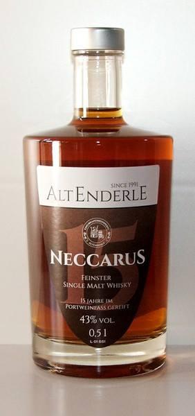 AltEnderle Neccarus 15 Jahre Portwein-Fass 0,5 l