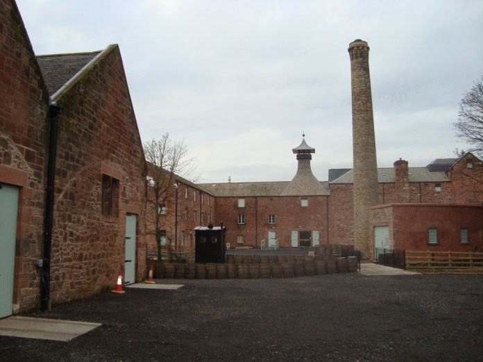 Destillerie Annandale