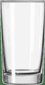 Ein Highball-Glas