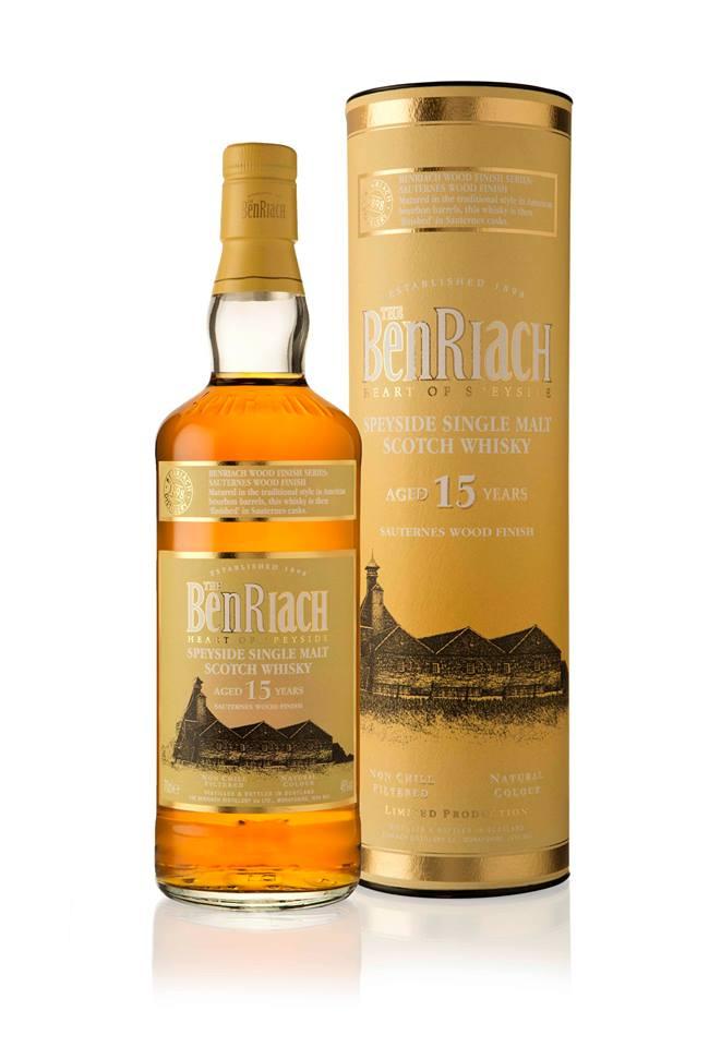 benriach 15